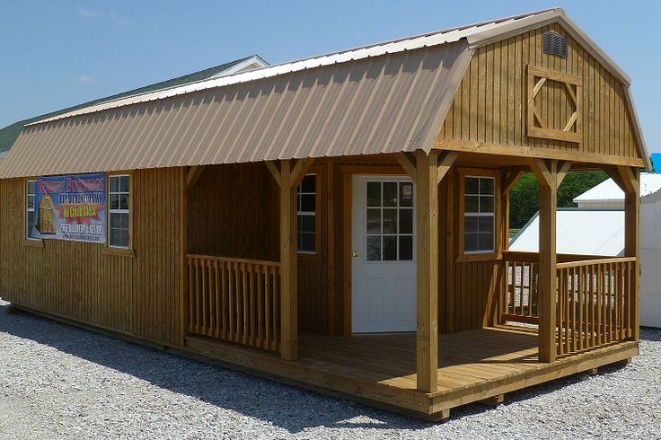 Barn storage shed portable buildings mini barns for Small portable shed