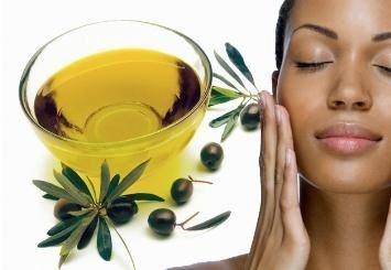 Recette de beauté à l'huile d'olive