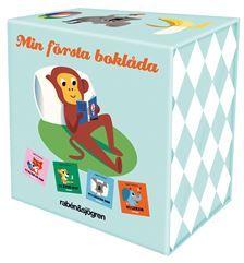 Min första boklåda av Ingela P Arrhenius. KoKoBello Barnbutik Ekologisk Giftfri webbshop för dig & ditt barn. En utmärkt julklapp till ditt barn!