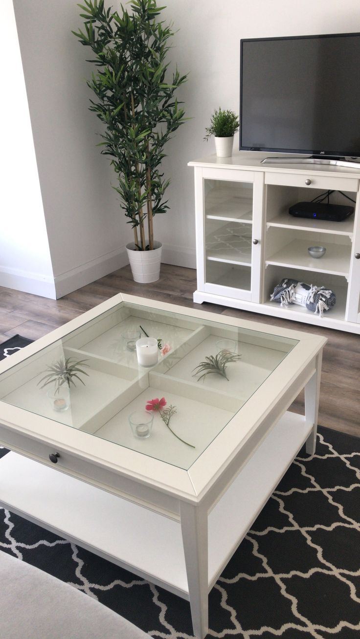 Liatorp Sideboard And Coffee Table Ikea White Coffee Table Ikea Glass Coffee Table Coffee Table [ 1307 x 736 Pixel ]
