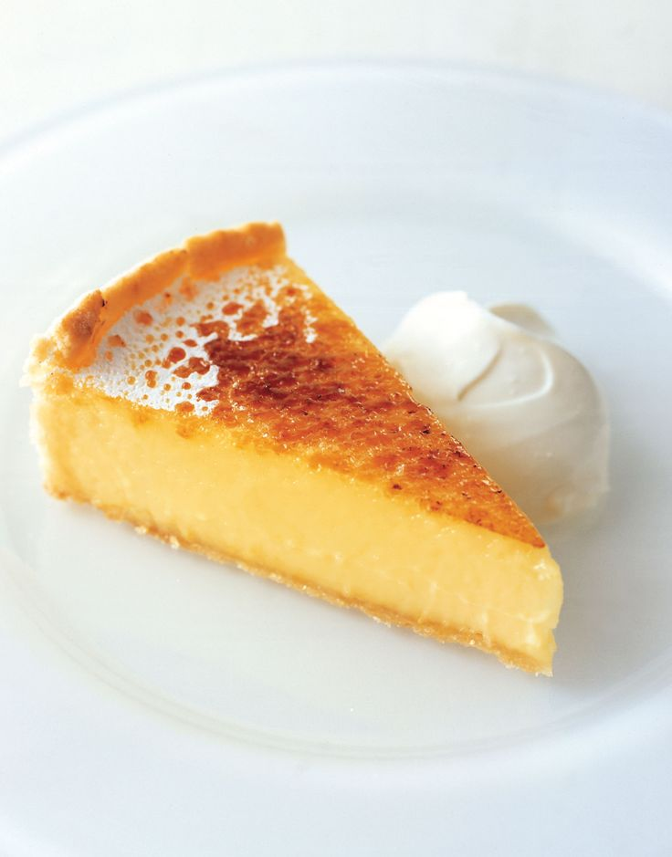 Classic+lemon+tart+recipe+from+Desserts+by+James+Martin+|+Cooked