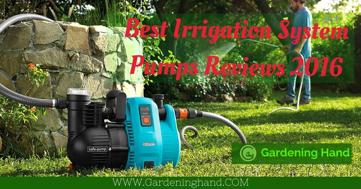 Irrigation system Sprinkler pumps are now and then an ignored a portion of watering system frameworks. However, it's a vital part as the pump is in charge of getting the water to the sprinkler heads.