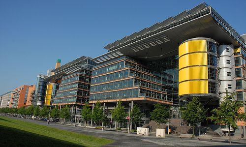 Potsdamer Platz, Berlin, Germany - Renzo Piano Building Workshop