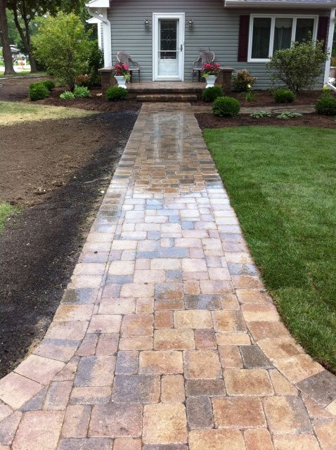 Paver Walkway Design Ideas brick paver walkway designs photo 5 photo 6 photo 7 photo 8 photo 9 25 Best Ideas About Paver Walkway On Pinterest Backyard Pavers Front Sidewalk Ideas And Walkway