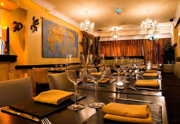 Darwin's Restaurant, 80 Aungier Street, Dublin 2