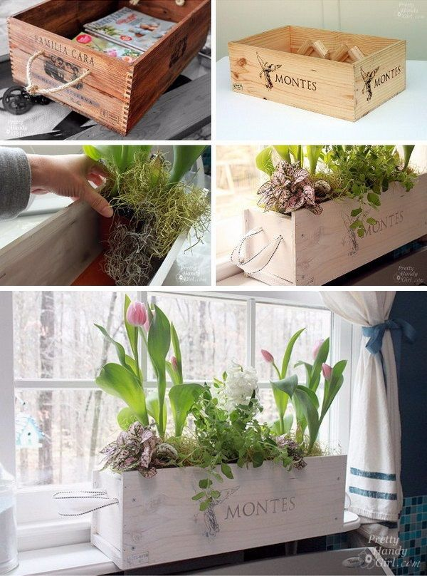 20 Kreative Blumenkasten Ideen Ideen Window Boxes Ideas Und Design