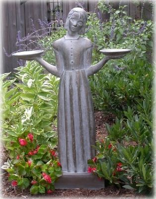 Bird Girl Statue From 39 Midnight In The Garden Of Good And Evil 39 A Must See On A Tour