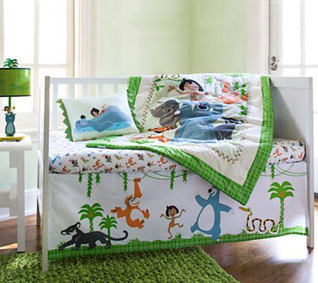How to Create a Jungle Book Nursery