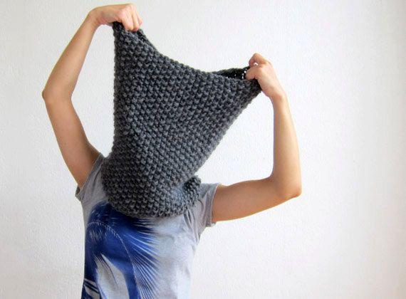 Oversized Merino Wool Scarf - Royalty by VIDA VIDA LbovI