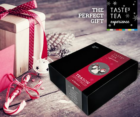 TASTE3 TEA - Gifts collection