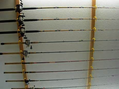 1000 Images About Fishing Pole Storage Ideas On Pinterest