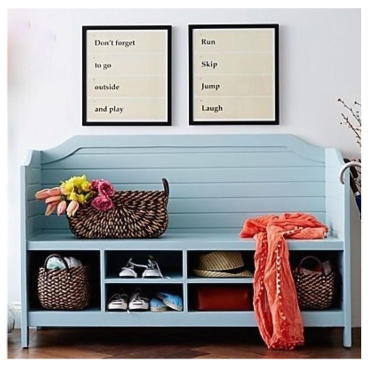 One Kings Lane Mudroom Makeover