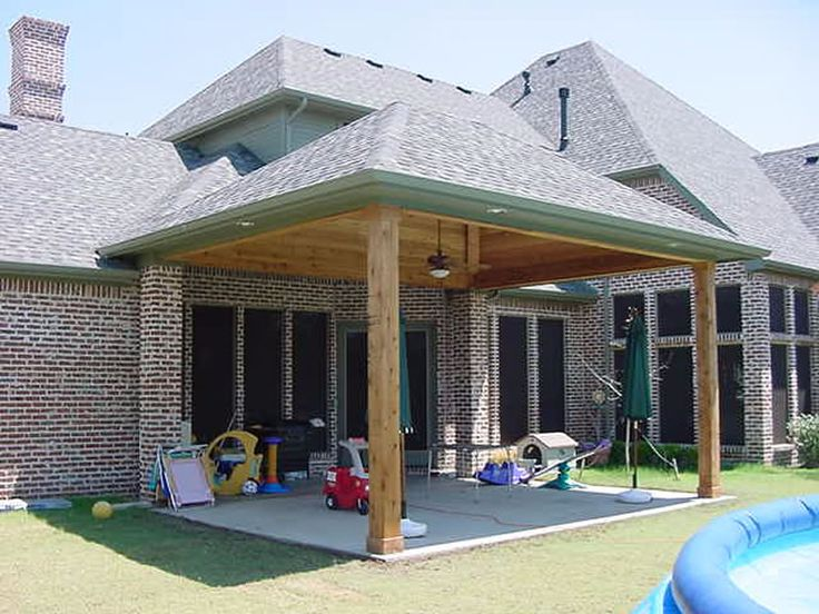 backyard covered patio ideas | Covered Patio