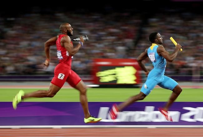Bahamas Improbable 4X400M Upset of US Shows' Olympics at Best  Hi-res-150125986_crop_exact