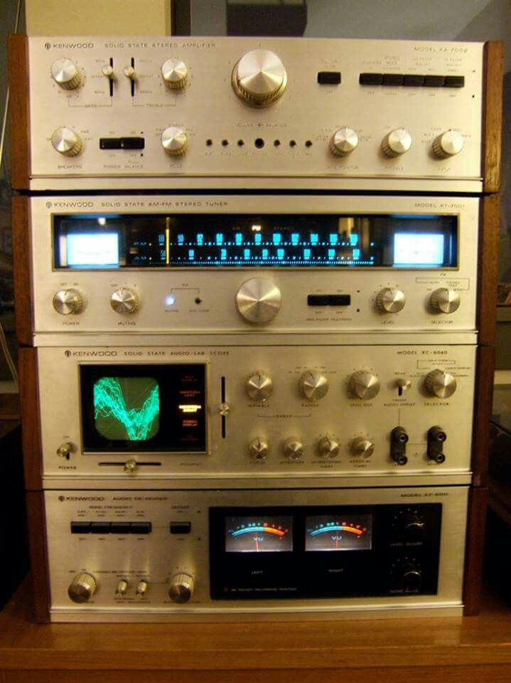 Kenwood Audio Tech In 2018 Pinterest Audiophile And Hifi