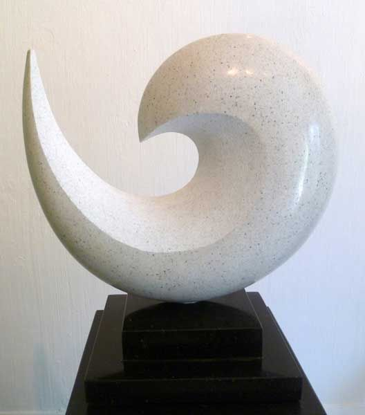 abstract stone sculpture - Google Search