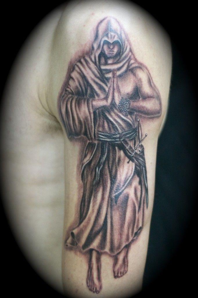 Warrior Angel Tattoos – Designs And Ideas