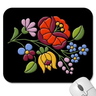 hungarian folk art designs - Google Search