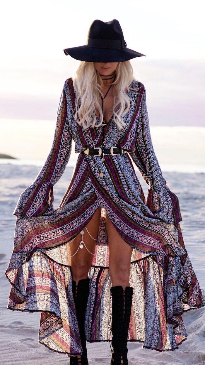 ▷ Boho Chic – alles, was Sie über diesen coolen Modestil wissen müssen – FASHION I Sommer