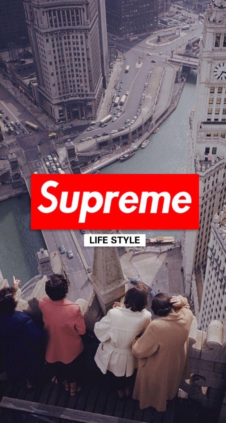 Wallpaper iphone supreme - Supreme X Life Style