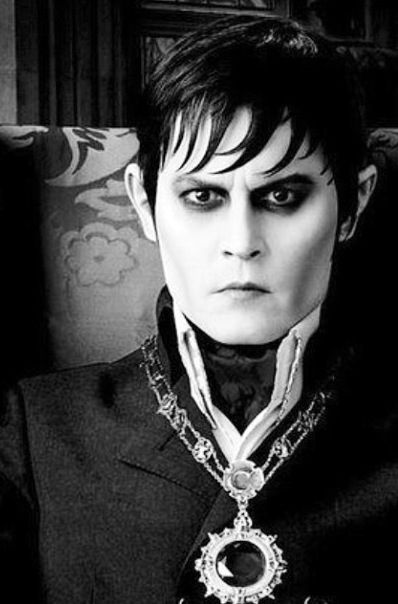 Dark Shadows Johnny Depp.