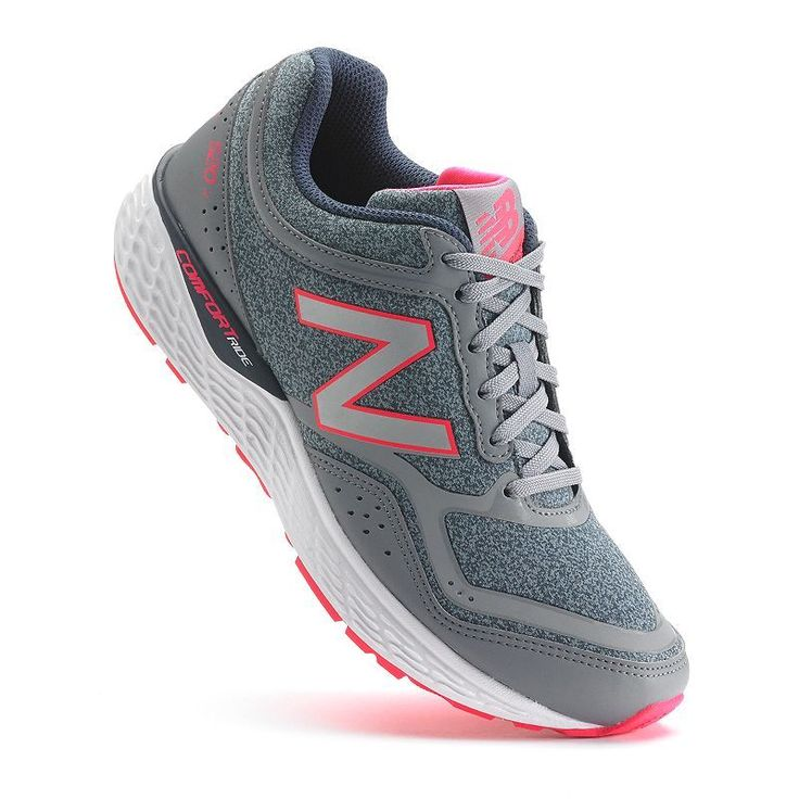 New Balance 520 Comfort Ride Women's Running Shoes, Size: 5 W D, Grey Other