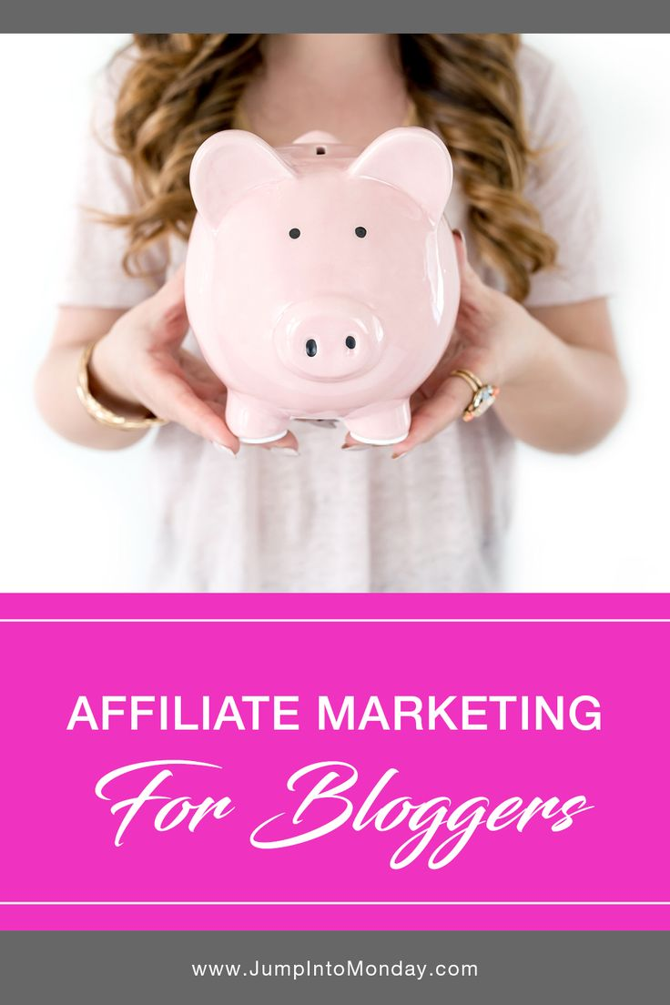 Affiliate Marketing For Bloggers - How to get started and actually make money.