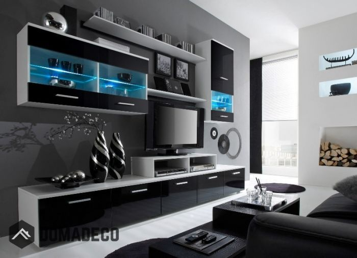 Modern Wall Units | Living Room Wall Units | Contemporary Wall Units | Wall  Units For