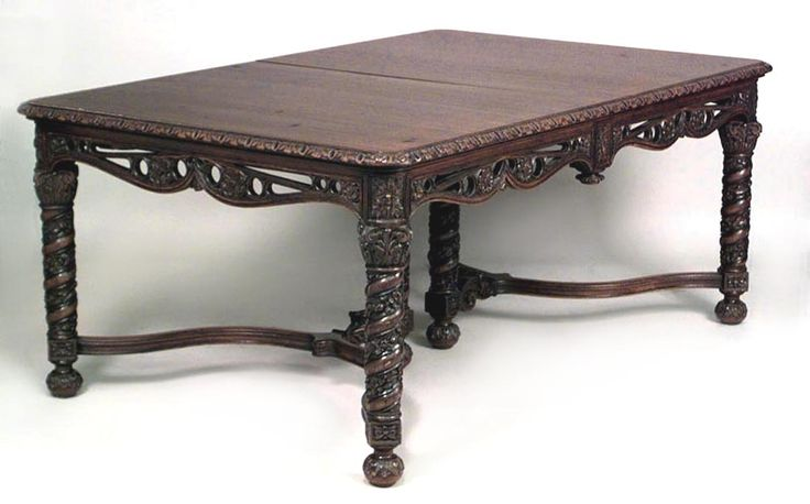 Dining Table Gothic Dining Table