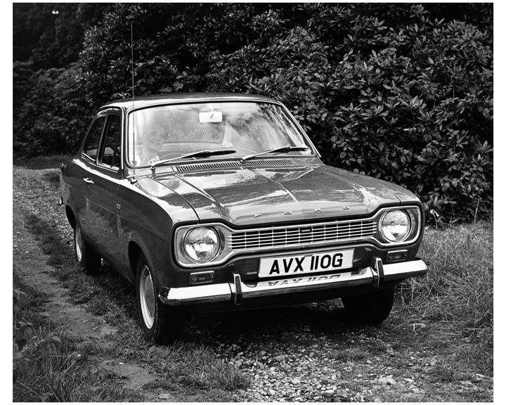 Ford Escort De luxe - 1968