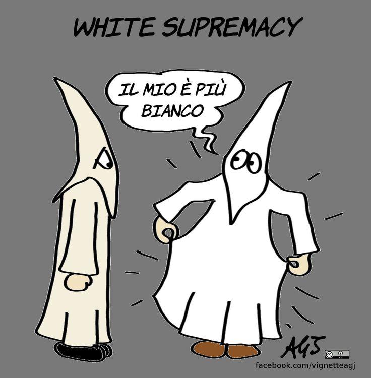 Suprematisti bianchi a Charlottesville
