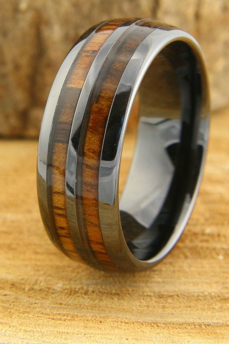 By Far One Of The Most Unique Mens Wedding Band The Ring Is Called