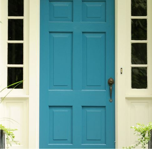 SnapDry™ Your Door Close your front door sooner when you paint it with Sherwin-Williams SnapDry™ paint. It dries in one hour and is resistant to dirt, fingerprints, UV rays and weathering. This revolutionary paint will make a big difference in your next project. Watch out for SnapDry™ door and trim paint coming to your neighborhood Sherwin-Williams store soon.