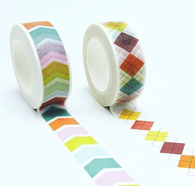 Washi Tapes Price: Rs 250 each Delivery Charges Apply #washitapes #prettystationery #forscrapbooking #bulletjournaling #stationeryshoppakistan #stationeryaddicts