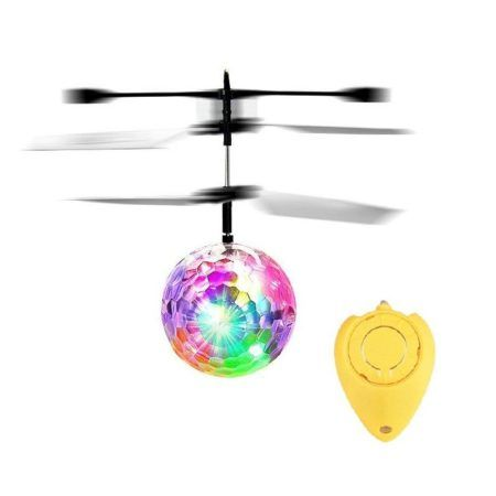 Remote Control Ball Flying Helicopter Toy