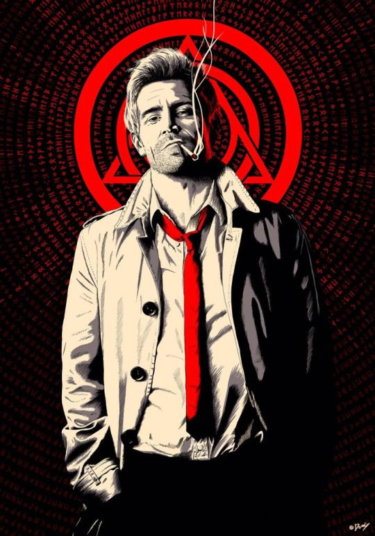 Constantine by Doaly