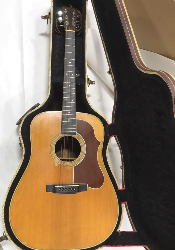 Martin D 28 Acoustic Guitar 1958 Vintage Used Very Good Condition Many Extras Martin Guitar Acoustic Guitar Acoustic