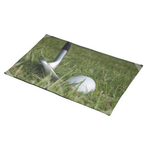 Golf Photo Placemat