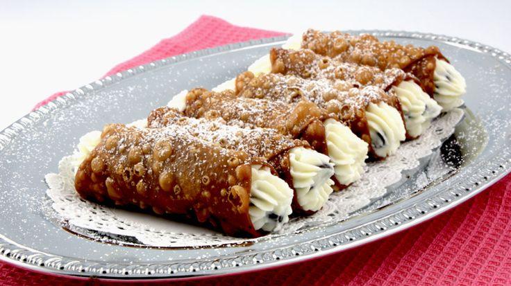 Rebecca Tink is craving...Cannoli Siciliani