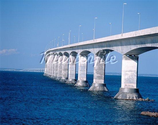 Confederation Bridge New Brunswick, Canada