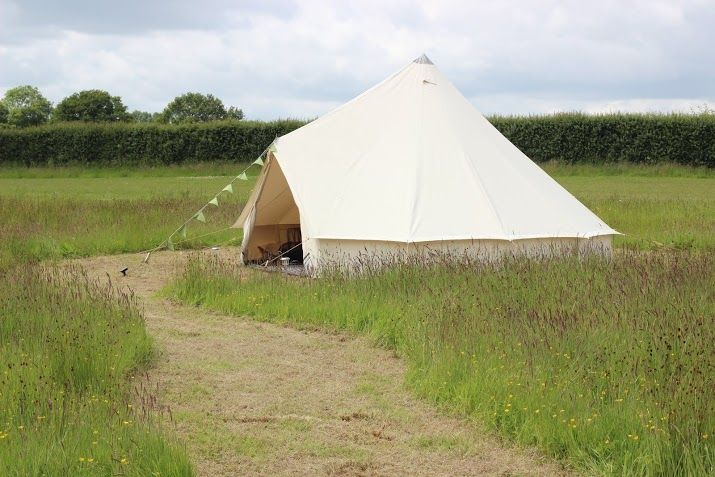 Glamping in Dorset LUXURY BELL TENT CAMPING HOLIDAYS NEAR HORTON, DORSET Get ready to glamp! Our bell tents are available for couples, families and small groups for short away breaks. Our bell tent…