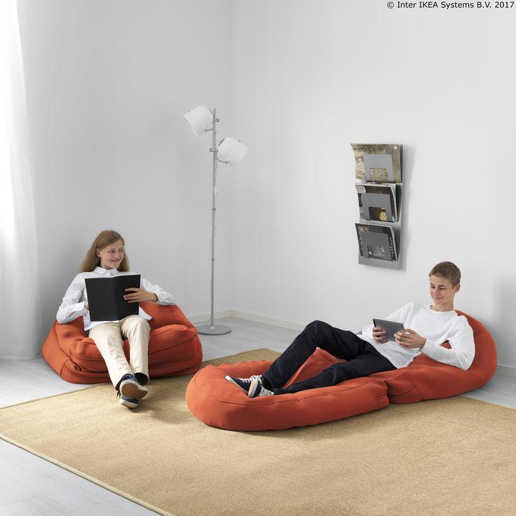 die besten 25 sitzsack ikea ideen auf pinterest rosa wohnzimmersofas pfirsich wohnzimmer und. Black Bedroom Furniture Sets. Home Design Ideas