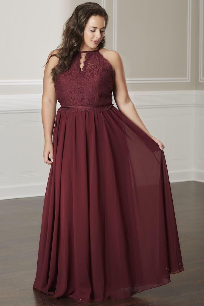 48++ Plus size maroon dress ideas information