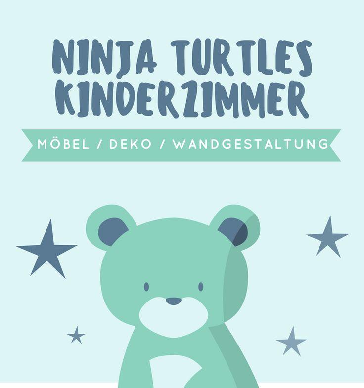 85 best Kinderzimmer Ninja Turtles images on Pinterest ...