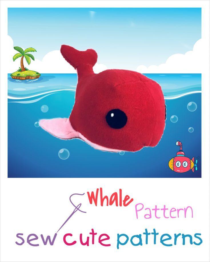 Stuffed Animal Patterns / Sewing Patterns / Caterpillar Pattern