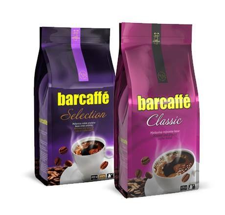 """Deep dark brown pozdrav u deep dark blue noći... to mora da je dobra kombinacija, veli naša dizajnerica. A Barcaffe sam o sebi kaže kako budi najljepše u vama! Ljubitelji kave uživaju njezinu vrhunsku kvalitetu i odličan okus duže od 40 godina. Ponudu Barcaffé čini više od 40 proizvoda, od mljevene pržene kave, instant napitaka do popularnih """"coffee to go"""". www.barcaffe.com"""