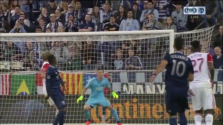 video Sporting Kansas City 2 - 1 San Jose Earthquakes | PPsoccer