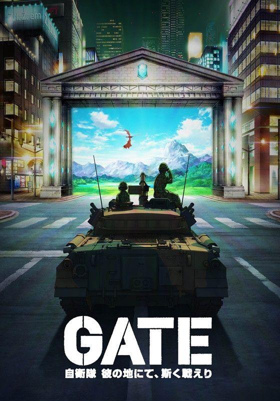 Gate Jieitai Kanochi nite, Kaku Tatakaeri - Visitate il sito per maggiori informazioni.