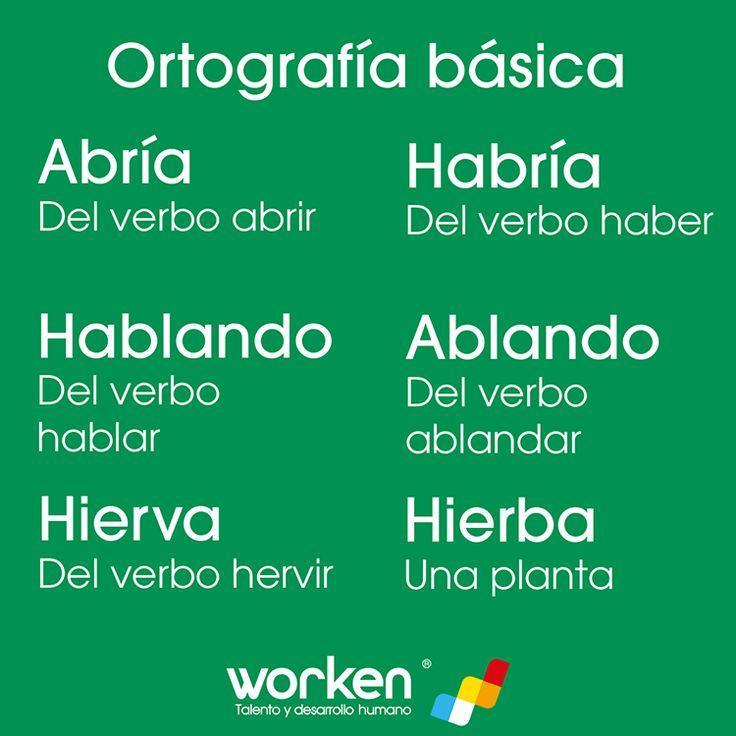 Ortografía Básica (4)