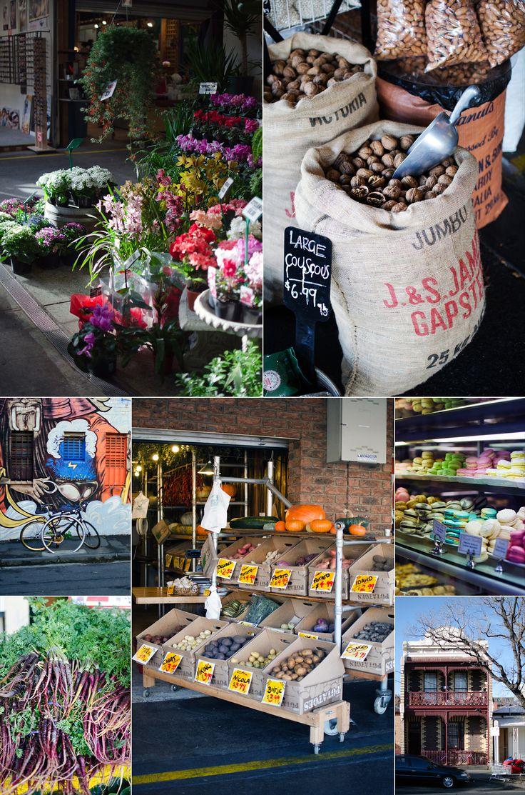 South Melbourne Market | heneedsfood.com